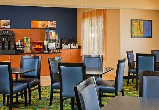 Fairfield Inn Frankenmuth: Breakfast Area