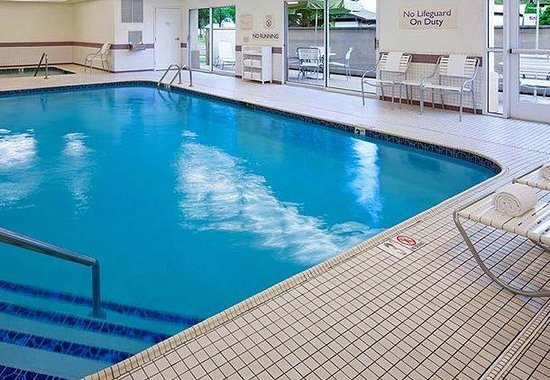 Fairfield Inn Frankenmuth: Indoor Pool & Whirlpool