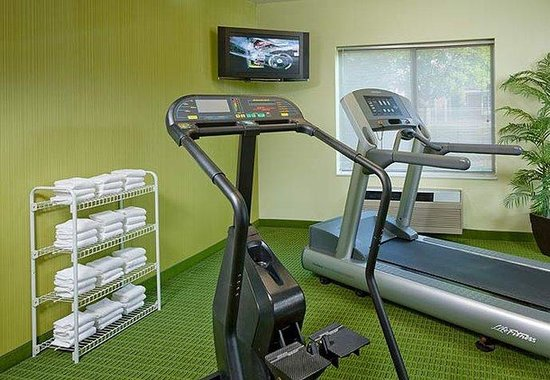 Fairfield Inn Frankenmuth: Fitness Center