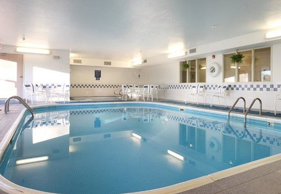 Fairfield Inn Bozeman: Indoor Pool