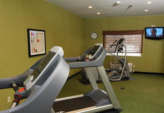 ‪‪Saint Cloud‬, ‪Minnesota‬: Fitness Room‬