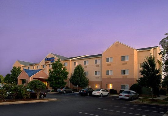 ‪‪Fairfield Inn by Marriott Huntsville‬: Exterior‬