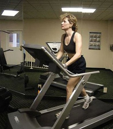 Belleville, Canada: Fitness Room