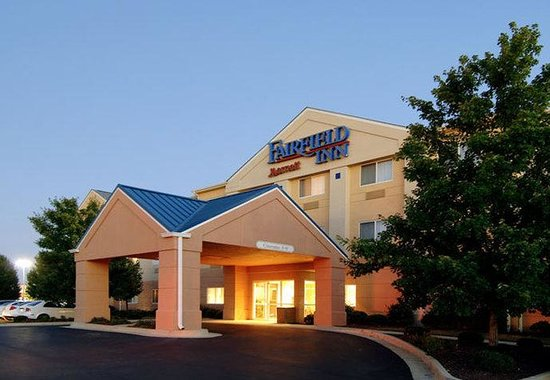 Fairfield Inn by Marriott Huntsville: Entrance
