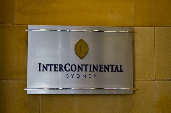 InterContinental Sydney: Welcome