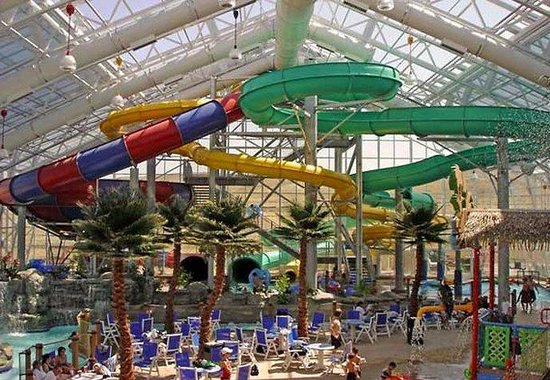 Fairfield Inn &amp; Suites - Rapid City: WaTiki Waterpark