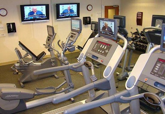 Fairfield Inn &amp; Suites - Rapid City: Fitness Center