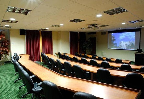 Fairfield Inn &amp; Suites - Rapid City: Aquarium Meeting Room