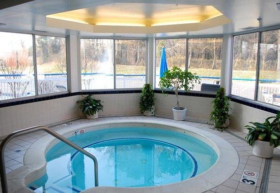 Fairfield Inn Washington Dulles Airport South/Chantilly: Indoor Whirlpool