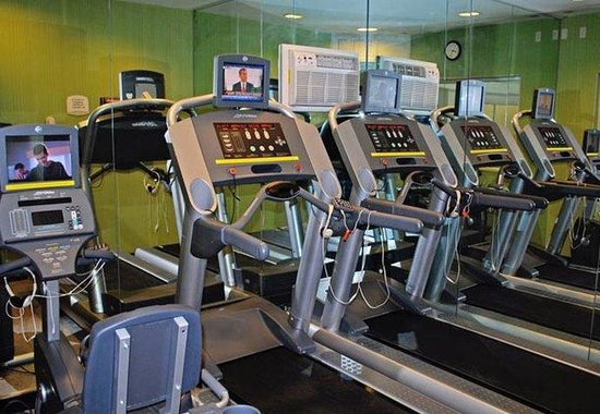 Fairfield Inn Washington Dulles Airport South/Chantilly: Fitness Center