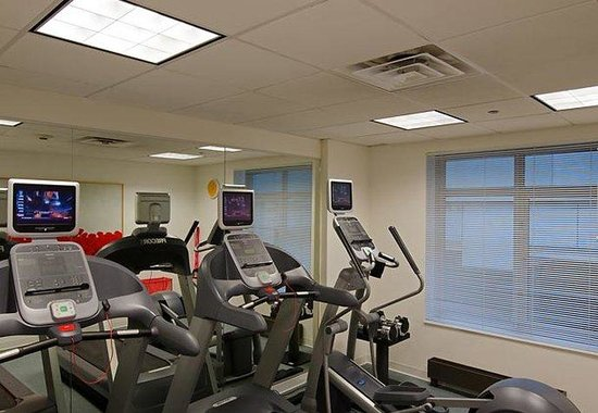 Fairfield Inn &amp; Suites Chicago Downtown: Fitness Center