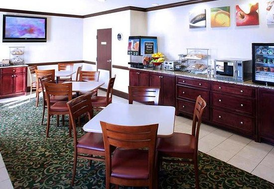 Mooresville, NC: Breakfast Room