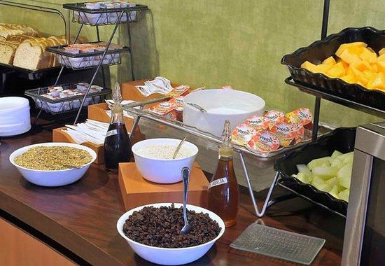 Apodaca, Mexico: Breakfast Buffet