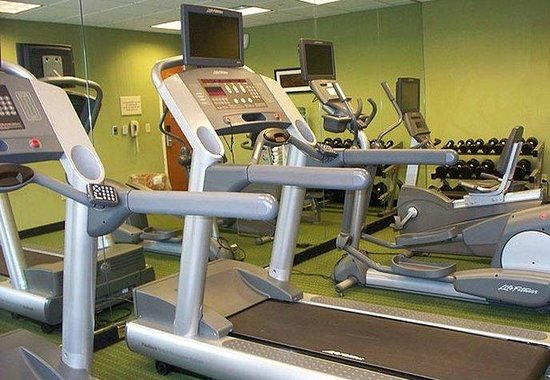 Akron, OH: Fitness Center
