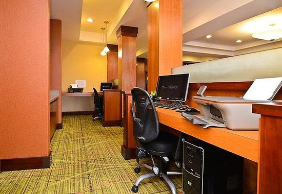 Fairfield Inn & Suites Boone: Business Center