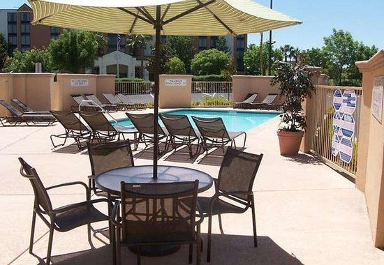 Rancho Cordova, Kalifornien: Outdoor Pool