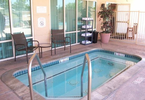 Rancho Cordova, Kalifornien: Outdoor Spa