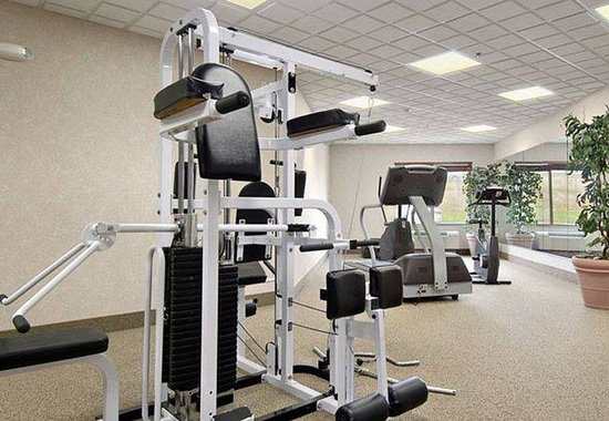 Rancho Cordova, Californi: Fitness Center