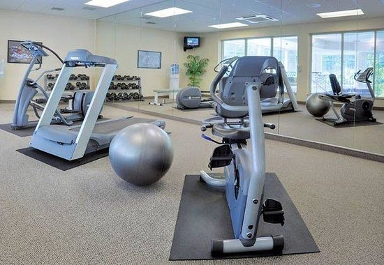 Fairfield Inn & Suites Wausau: Fitness Center