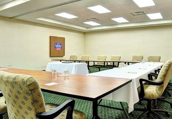 Fairfield Inn & Suites Wausau: Board Rooms
