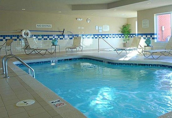 McDonough, Gürcistan: Indoor Pool & Spa