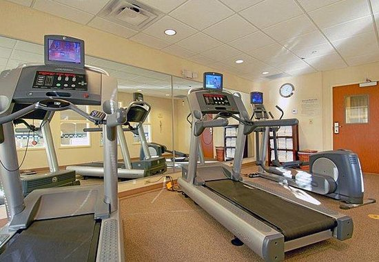 McDonough, GA: Exercise Room