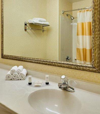 Valparaiso, IN: Guest Bathroom