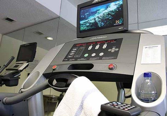 Fairfield Inn Charlotte Arrowood: Fitness Center