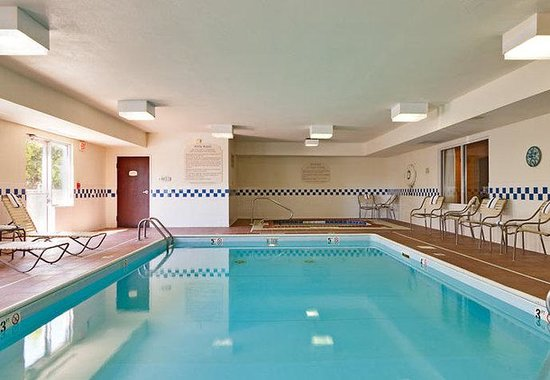 Fairfield Inn Chicago Southeast/Hammond: Indoor Pool