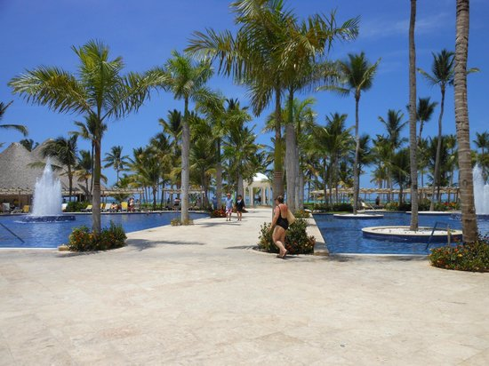 Barcelo Bavaro Palace Deluxe: amazing pools