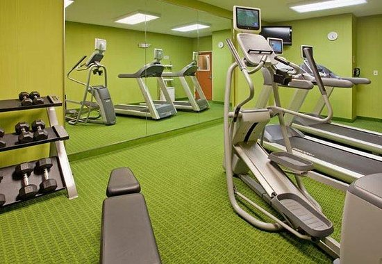Fairfield Inn & Suites Houston I-10 West / Energy Corridor: Fitness Center