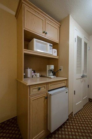 Hilton Garden Inn Mountain View: In-Room Kitchenette