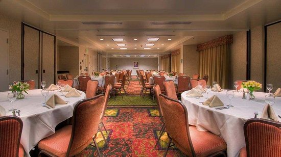 Hilton Garden Inn Mountain View: Spacious Event Space