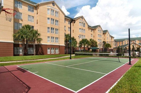 Homewood Suites Orlando-Nearest to Universal Studios: Sport Court