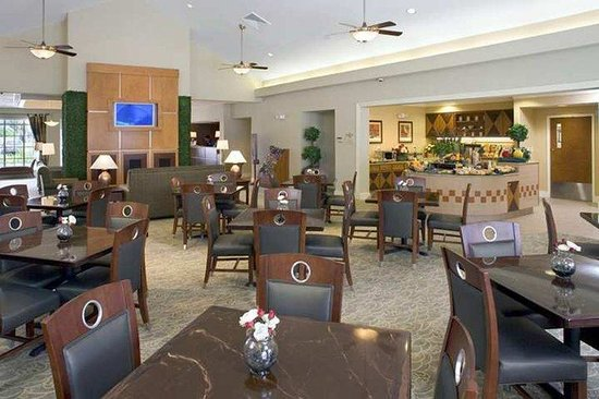 Homewood Suites by Hilton Orlando-UCF Area: Restaurant