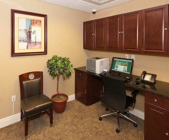 ‪‪Homewood Suites by Hilton Orlando-UCF Area‬: Business Center‬