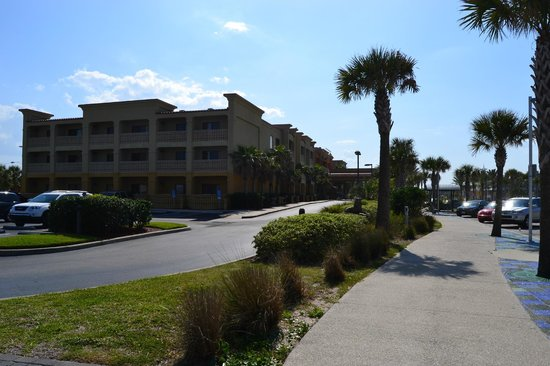 Hampton Inn &amp; Suites St. Augustine-Vilano Beach: hotel