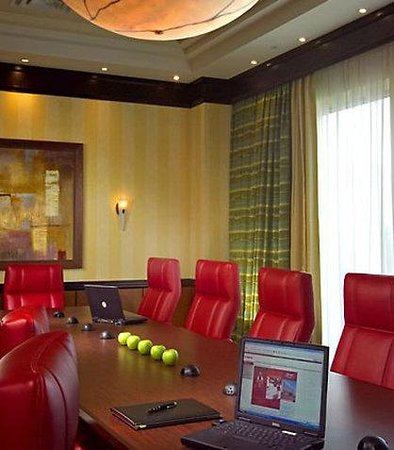 Marriott Louisville Downtown: Jockey Executive Boardroom