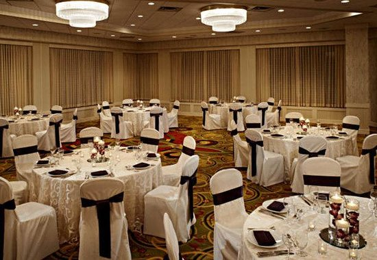 Minneapolis Marriott Southwest: Lake of the Woods Ballroom  - Social Event