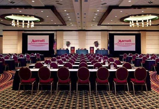 Marriott Louisville Downtown: Marriott Ballroom