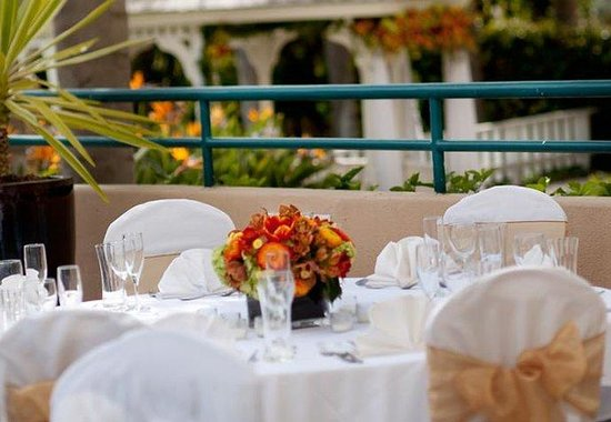 Newport Beach Marriott Bayview: Evening Events
