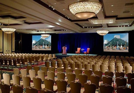 Cleveland Marriott Downtown at Key Center: Grand Ballroom