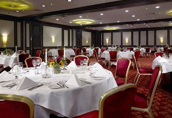 Marriott Amsterdam: Grand Ballroom - Banquet Style