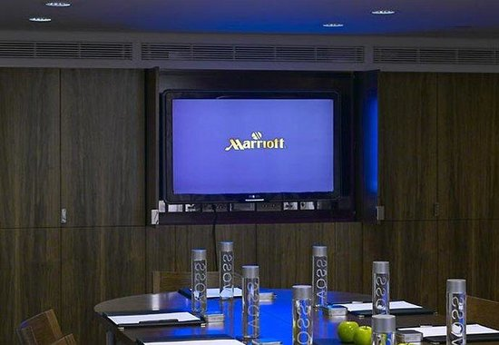 Marriott London Grosvenor Square Hotel: Mayfair Boardroom