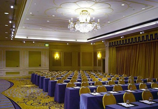 Marriott London Grosvenor Square Hotel: Westminster Ballroom Classroom Meeting