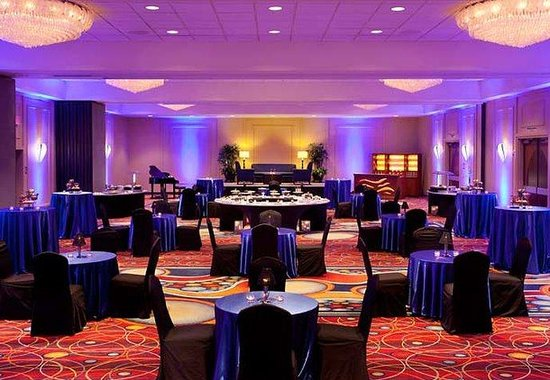 Marriott Anaheim: Orange County Ballroom - Social Events