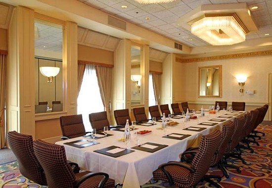 Providence Marriott Downtown: Meeting Room
