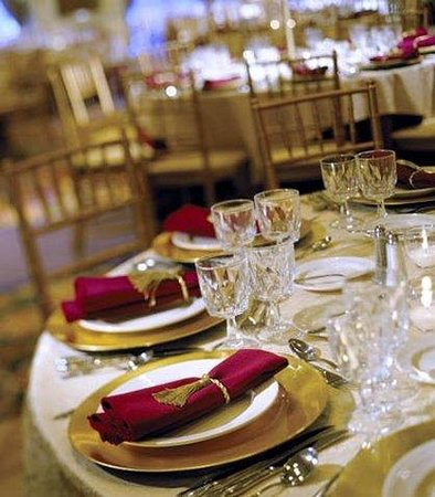 Providence Marriott Downtown: Banquets