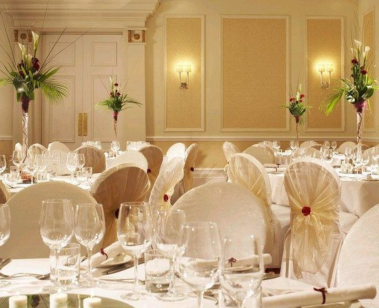 London Marriott Hotel Regents Park: Adelaide Suite- Private Function