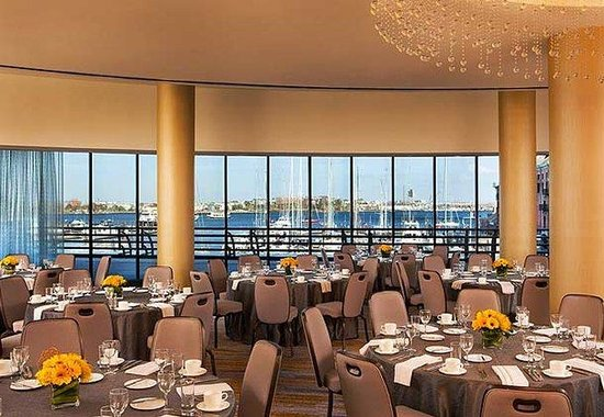 Boston Marriott Long Wharf: Harbor View Ballroom